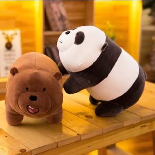 Combo 3 chú gấu trong We Bare Bears dễ thương