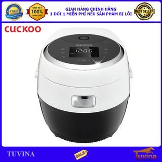 Nồi Cơm Điện Tử Cuckoo CR-1010F 1.8 Lít 1.8L - Hàng Chính Hãng (Bảo Hành Toàn Quốc 2 Năm)