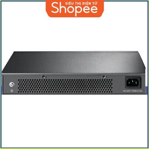 {SALE SIÊU KHỦNG} TP-Link TL-SG1024DE –Thiết bị Chia Mạng 24 Cổng Giá chỉ 3.248.750₫