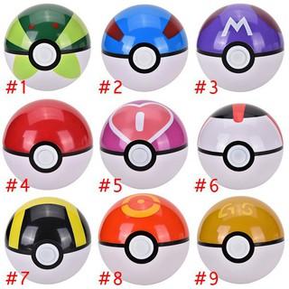 [SIÊU RẺ-CÓ SẴN] Bóng Pokemon đồ chơi nhiều màu sắc cho trẻ Gsp14