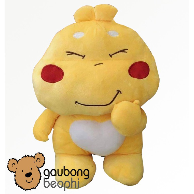 [HOT][CÓ SẴN] Gấu bông Qoobee Agapi, chú ong bông vui nhộn, đáng yêu- GBBP
