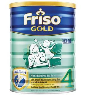 Friso Gold 4 1.5 kg thumbnail