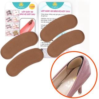 Combo 2 bộ miếng lót giày cao gót chống trơn, chống trượt, siêu mềm mại_ buybox_ BBPK20