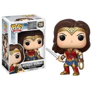Mô hình nhân vật WonderWoman Funkopop