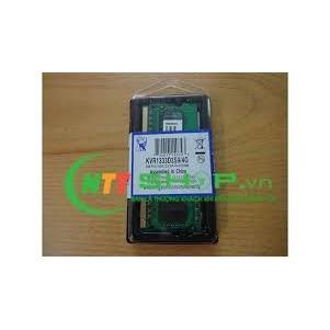 Kingston 4GB - DDR3 - Bus 1333MHz - Lap