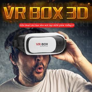 Kính xem phim thực tế ảo VR Box xem phim thế hệ thứ 2