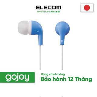 Tai nghe sắc màu nhét tai ELECOM EHP-CN300A chính hãng - bảo hành 12 tháng