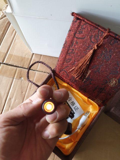 Bật lửa thổi ( Chiết Hỏa Tử ) - có hộp + cáp sạc, giá chỉ 115,000đ ...