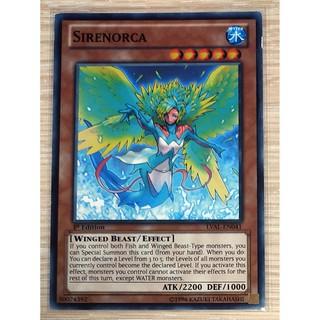 [Thẻ Yugioh] Sirenorca