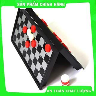 [Giảm giá] Cờ Checkers Nam Châm (Cờ Đam)_Hàng cao cấp