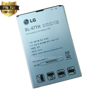 Pin LG G pro 2 /F350 (BL-47TH) zin có bảo hành