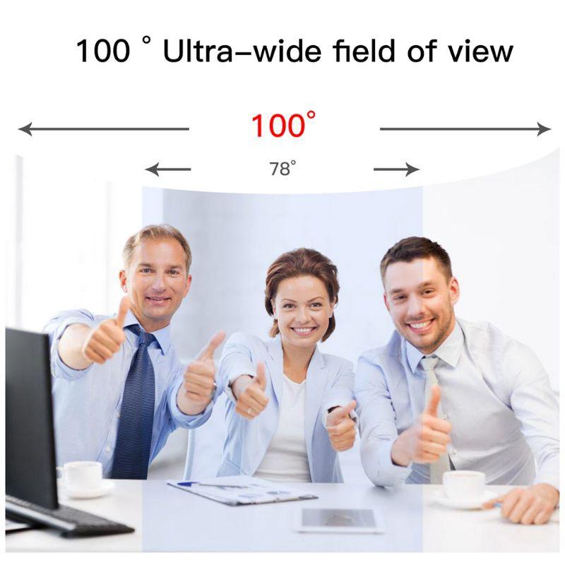 Webcam Cho Máy Tính 1080p