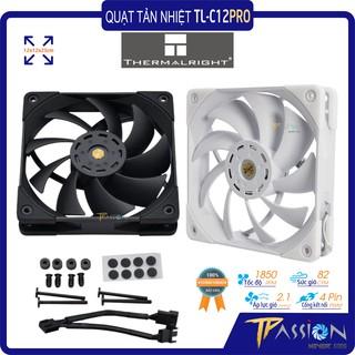 Quạt tản nhiệt Fan case 12cm Thermalright TL-C12 PRO - Hàng chính hãng, cao cấp, quay êm, gió mạnh thumbnail