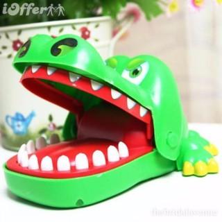 [Giá cute] – Bộ đồ chơi khám răng cá sấu lớn