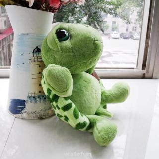 Plush Toy Turtle Children Cute Gifts Home Decor Soft Big Eyes Lovely