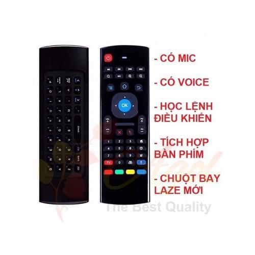 Chuột bay Air Mouse KM900 - Điều khiển bằng giọng nói