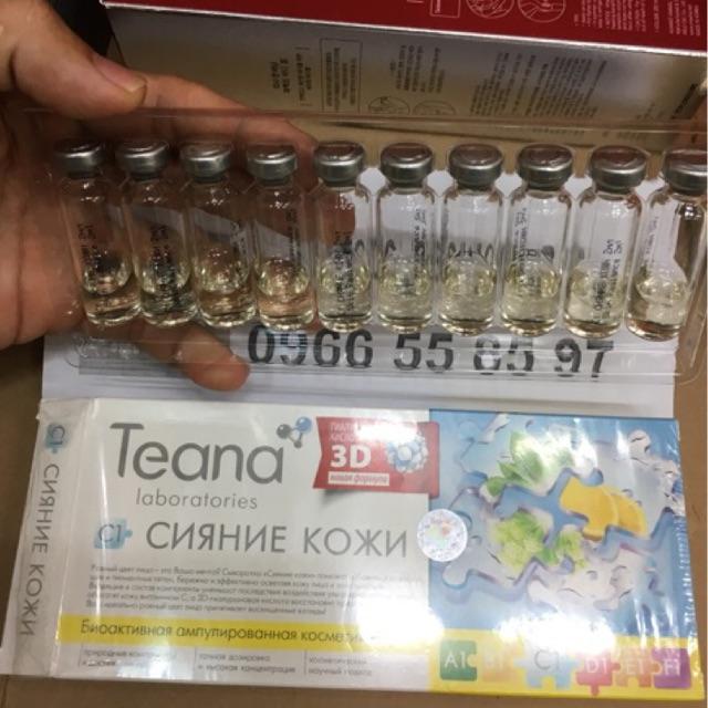 Serum Collagen Tươi Teana C1 Của Nga 2ml x 10 ống