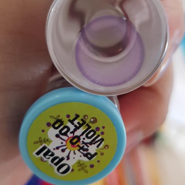 Lens thái Violet