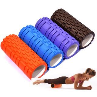 Con Lăn Massage Phục Hồi Cơ Foam Roller Tập GYM Yoga 5