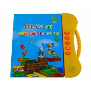 Sách Nói Điện Tử Song Ngữ Anh- Việt