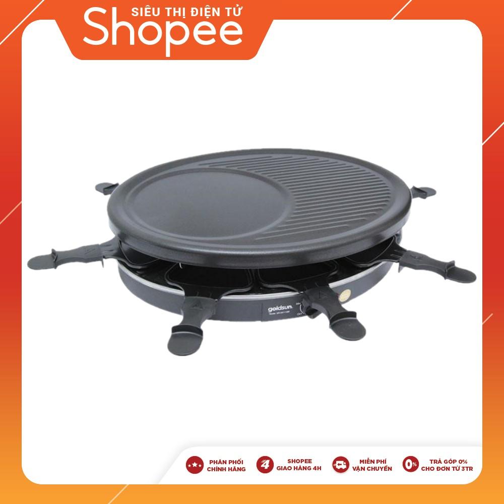 [Mã ELMA300 Giảm 10% đơn 250K]Bếp nướng điện Goldsun GR-GKY109E