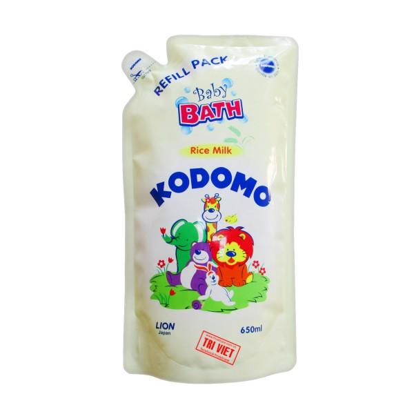 Sữa Tắm Sữa Gạo Kodomo –