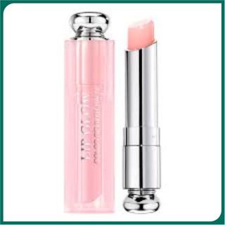 [FLASH SALE] Son Môi Dior Addict Lip Glow 001 Pink 004 Fullsize Fullbox thumbnail