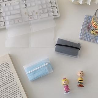 Thanh kẹp giữ khẩu trang Winzige chống bụi in họa tiết hoạt hình dễ thương