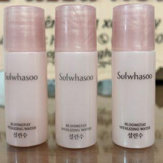 nước hoa hồng cao cấp phục hồi trẻ hoá làn da trắng hồng Sulwhasoo Minisize 5ml
