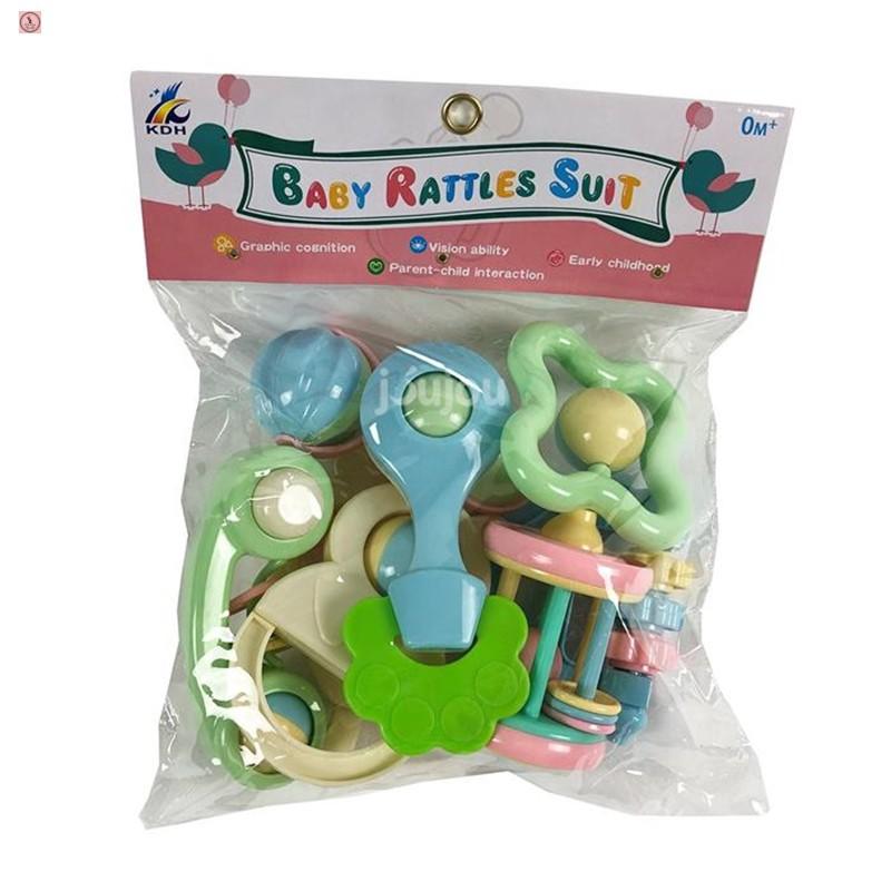 Bộ 8 món đồ chơi xúc xắc cho bé GIAO HÀNG NHANH CHÓNG