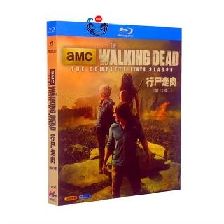 Bộ 10 Mô Hình Nhân Vật Phim The Walking Dead 1080 P