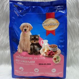 Thức ăn cho chó con Smart Heart 1,5 kg thumbnail