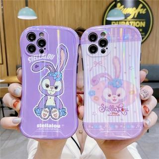 Ốp Điện Thoại Họa Tiết Ngôi Sao Diana Màu Tím / Xanh Dương Cho Iphone 12 11 pro max Xs max xr x 7 / 8 Plus