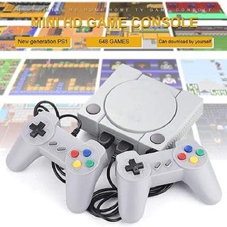 [hot 600 game ]MÁY CHƠI GAME 4 NÚT CẦM TAY SUPPER GAME BOX 600 IN 2 TAY CẦM DÂY DÀI thumbnail
