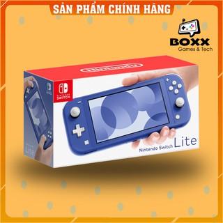 Máy game Nintendo Switch Lite - Màu Cool Blue, bảo hành 12 tháng kèm quà tặng thumbnail