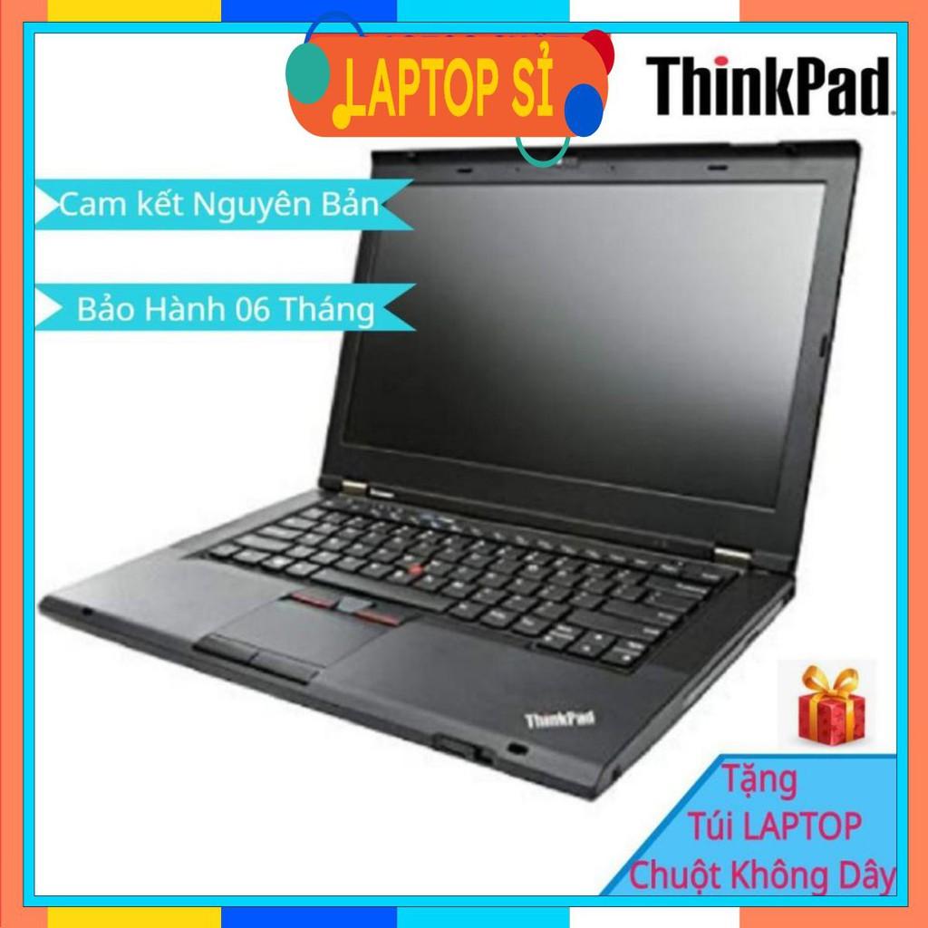 [Laptop Văn Phòng] Laptop Cũ Lenovo ThinkPad T530 Core I5 3320M , Ram 4GB Bảo Hành 6 Tháng