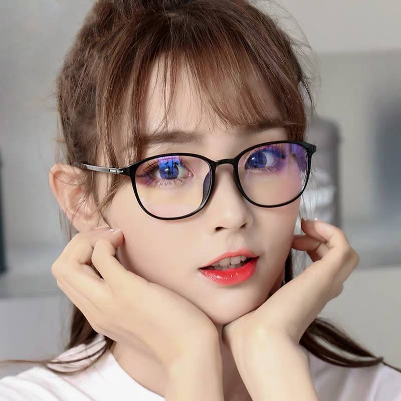 แว่นสายตาสั้นป้องกันรังสีสีฟ้า