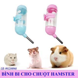 Bình bi cho hamster loại tốt chống rò rỉ nước thumbnail