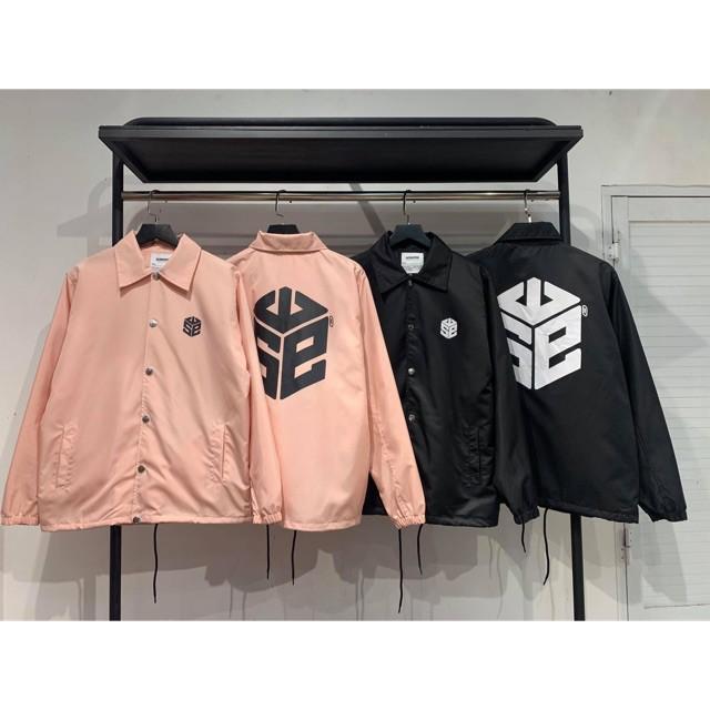 [Có Feedback] Áo khoác,Jacket SWE Unisex Dù 2 Lớp Form Nam Nữ Cặp Đôi Ulzzang Style Hàn Quốc 2020 I Uni Store