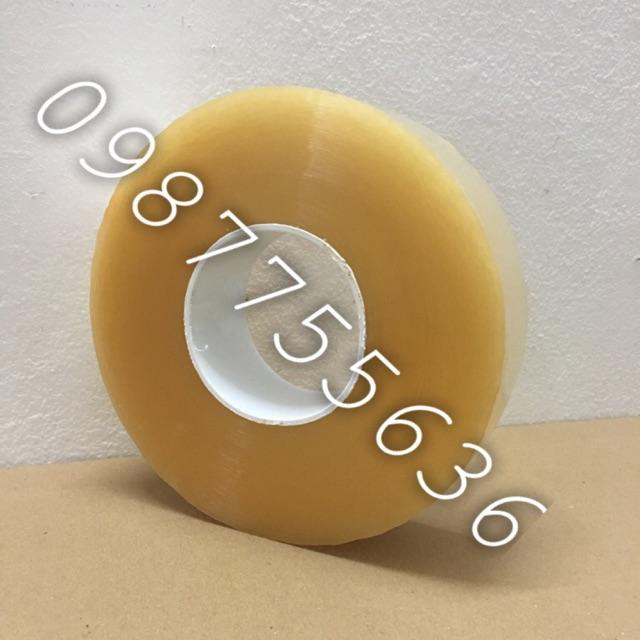Băng dính 1kg 1 cuộn lõi nhựa siêu mỏng
