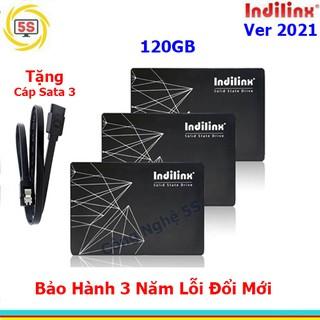[Mã ELMAR10K giảm 10K đơn 20K] Ổ cứng SSD Indilinx 120Gb Chính hãng BH 36T thumbnail
