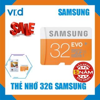 Thẻ nhớ SamSung Micro SDXC UHS-1 Card 32GB - Bảo hành 5 năm