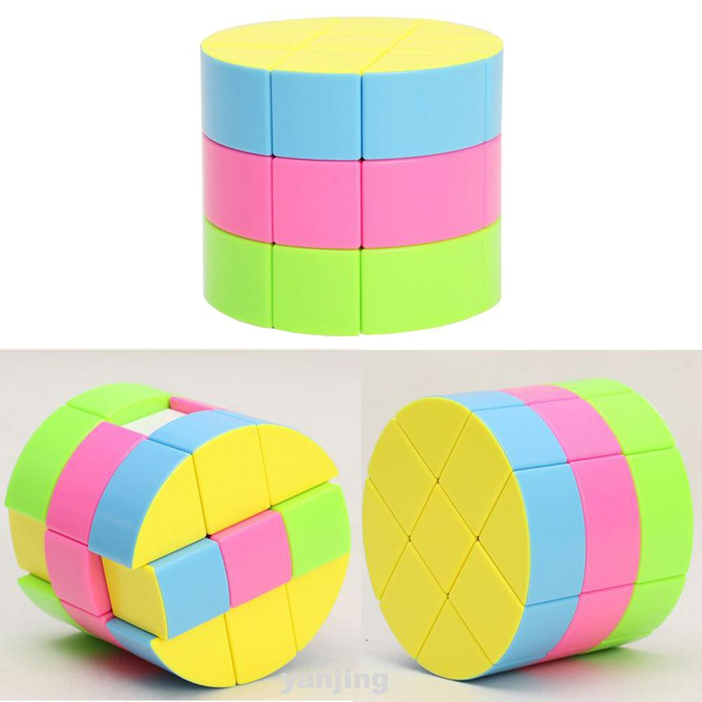 Professional Educational Blocks Kids Gift Building Early Learning Intellectual Magic Cubes