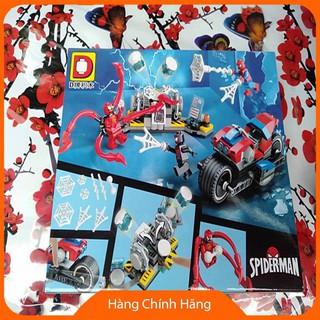 [Giảm giá] Lego super heroes xếp hình người nhện spider man_Đảm bảo chất lượng