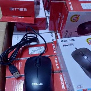 Chuột EBLUE-645BK USB CHÍNH HÃNG thumbnail