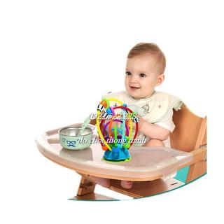 Luồn hạt gặm nướu mềm cho bé 0-18 tháng