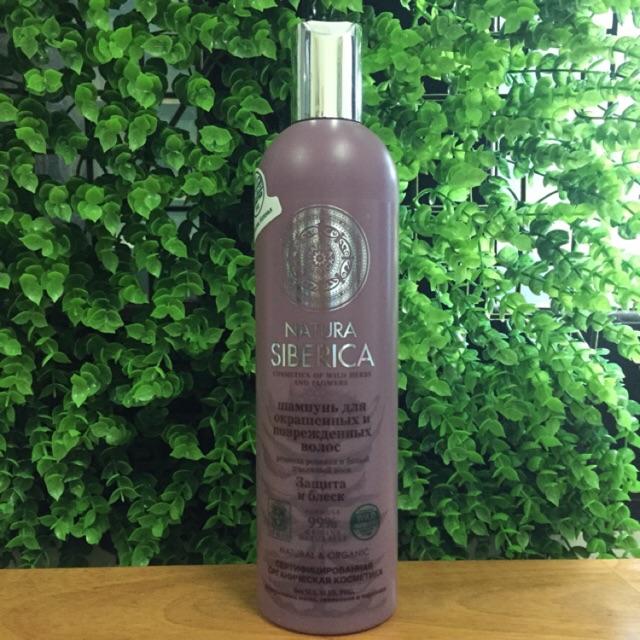 Dầu gội hữu cơ dành cho tóc nhuộm màu và hư tổn của Natura Siberica - 9924087 , 495786314 , 322_495786314 , 270000 , Dau-goi-huu-co-danh-cho-toc-nhuom-mau-va-hu-ton-cua-Natura-Siberica-322_495786314 , shopee.vn , Dầu gội hữu cơ dành cho tóc nhuộm màu và hư tổn của Natura Siberica