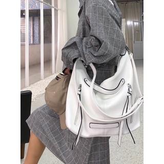 Túi xách nữ vừa sách vở túi tote da công sở vừa A4 đi hoc đi làm hàng đẹp TOTE2K + hình thật thumbnail