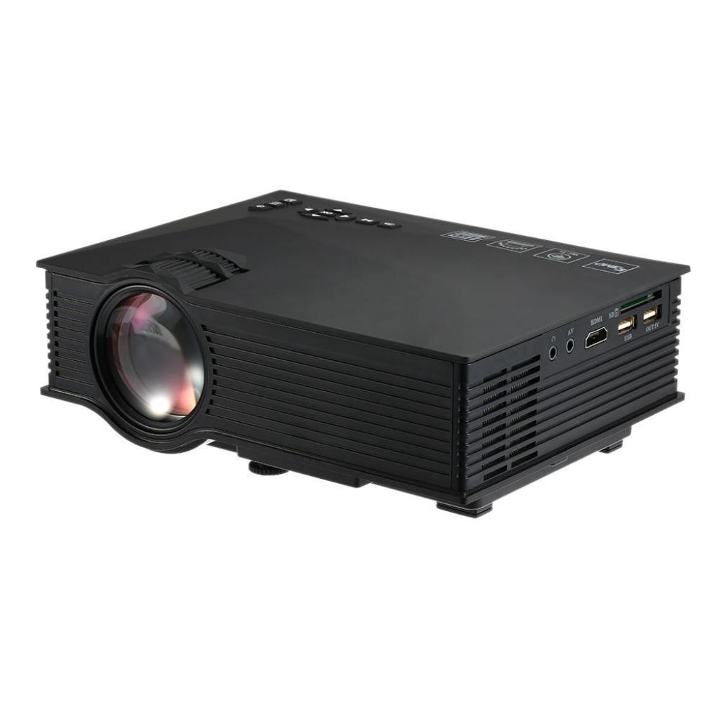 Classic Luxury UNIC โปรเจคเตอร์ Projector LED UC46 WiFilassic Luxury UNIC โปรเจคเตอร์ Projector LED UC46 WiFi
