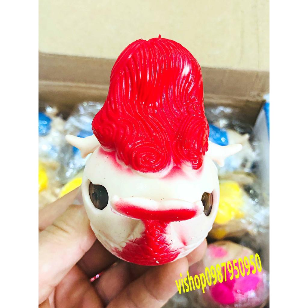 đồ chơi gudetama bóp trút giận tiên cá có hạt nở mã KTA86 Fsale giá rẻ